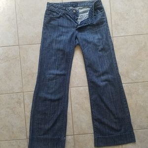 Banana Republic Wide Leg Jeans Good Condition 4